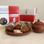 Tong kuai herbal tea range