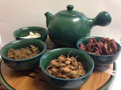 Hangover Herbal Tea