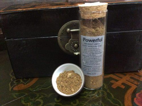 Fragrant Earth Incense